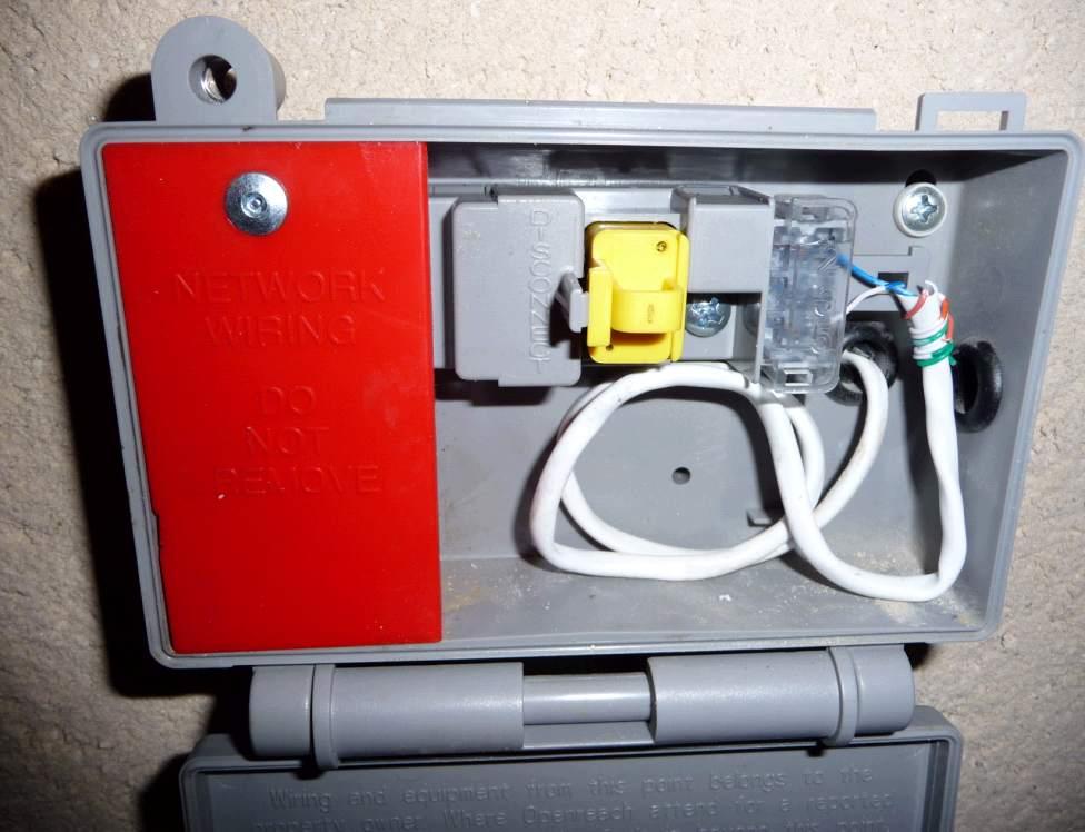 kitz bt phone sockets wiring external electrical sockets Electrical Receptacle Wiring